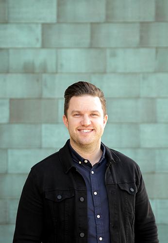Pastor Garrett Sederholm
